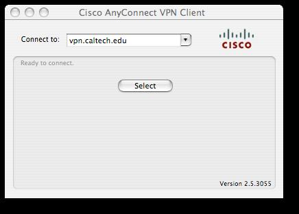 Caltech VPN
